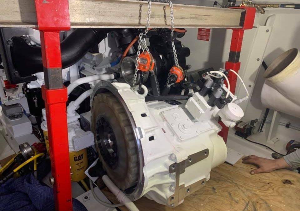 Rebuilt Transmission Image 04